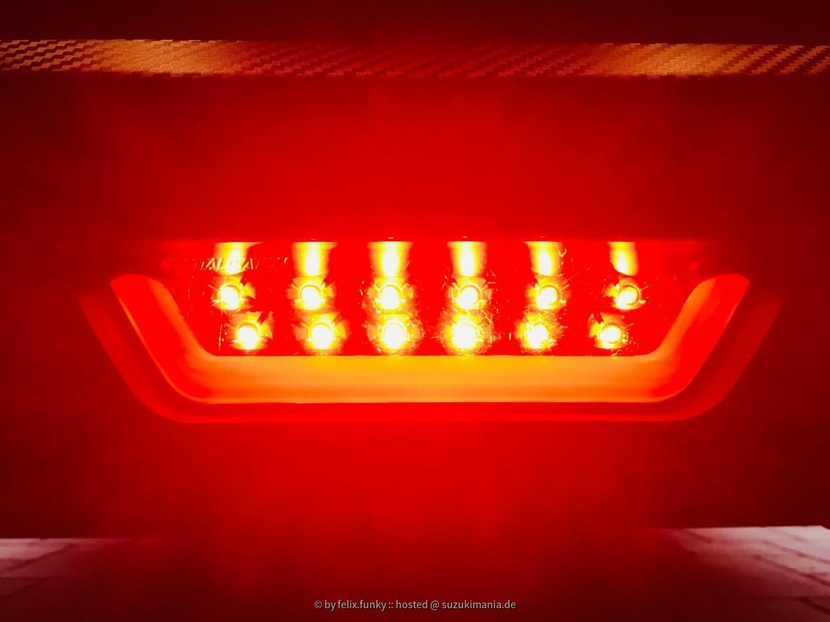 Voll-LED Nebelschlussleuchte