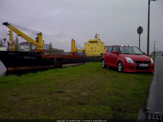 Red Cat in Bremen (Kap-Horn-Str.)