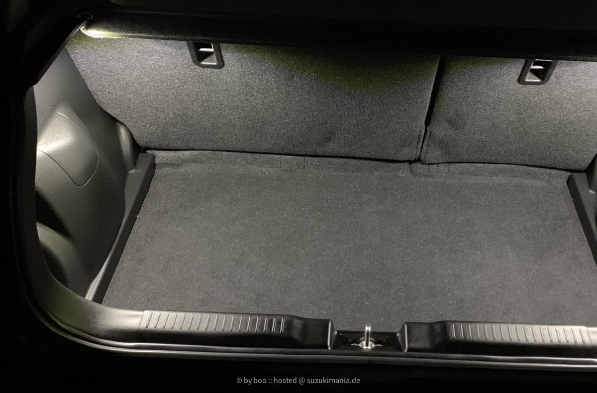 LED Kofferraum - Beleuchtung