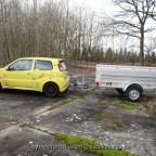 Suzuki Ignis Sport+Anhänger