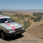 Rallye Swift in Zagora, Marokko