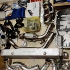 Greddy Turbo Kit und Zubehör