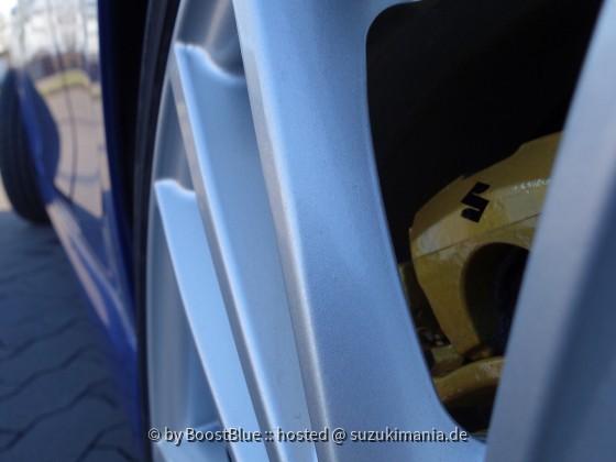 Foliatec Bremssattellack Gold Metallic