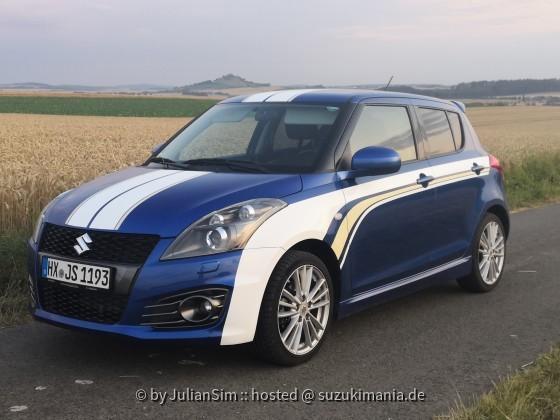 Suzuki Swift Sport - Bj. 02/17 - 136 PS