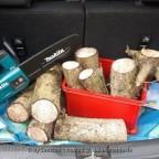 Problem gelöst - Kofferraum gefüllt
