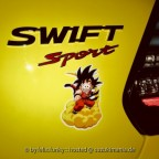 Swift Sport Son-Goku Jindujun Edition