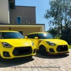 Kleines Champion Yellow Treffen