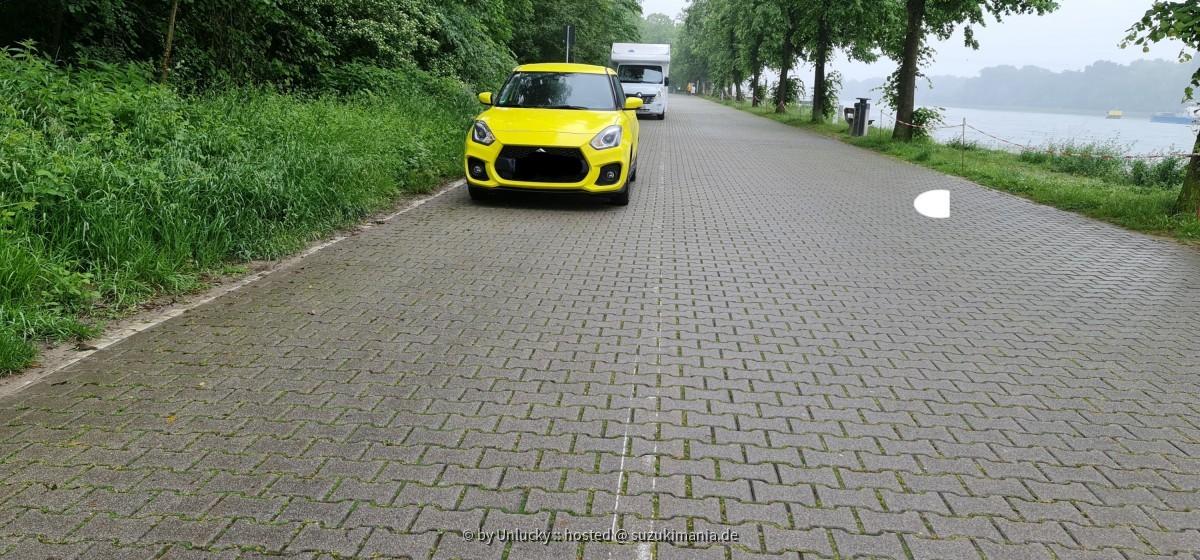 Rainy Day on the Rhein