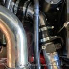 oil catch can & LMM im Rohr integriert