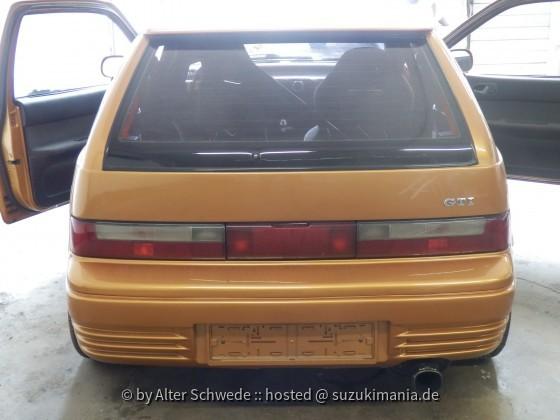 GTI EA 1994 Typ 2 nach seiner Ankunft in D
