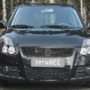Benzinfilter für Suzuki  Swift I Kraftstofffilter