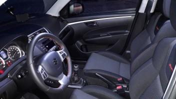 Suzuki Swift Sport 2016 LED Klimmbimm